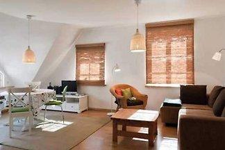 Vakantie-appartement Gezinsvakantie Lancken-Granitz