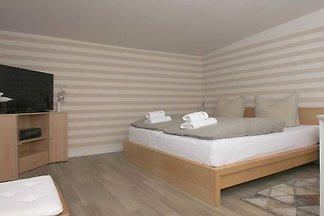 DZ 02: 24 m², 1-Raum, 2 Pers., Balkon, WL