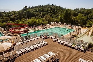 Ferienpark Norcenni - Mobilehome Leonardo AGE...