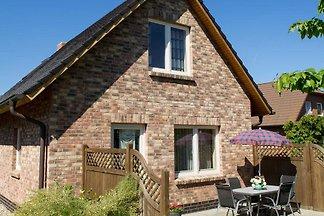 Ferienhaus Fritz mit Terrasse