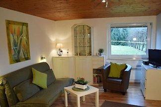 2-Raum FeWo, 45 m², Terrasse