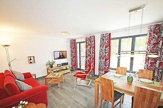 Appartement Prora Nova mit Balkon