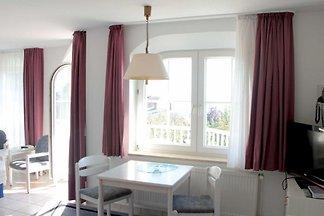 SÜ10; 1-Raum; 1.OG; Balkon; 37m²