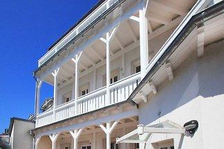 FeWo 1: 80 m², 3-Raum, 4 Erw. + 2 Ki., Balkon