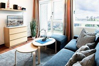 AmHo 6-4 Strandhaus am Yachthafen, Wohnung 4