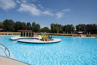 Ferienanlage La Masseria - Mobilehome Happy C...
