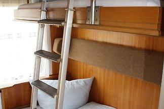 Abteil 6 Schlafwagen-Stabswagen