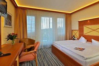 Standard-Doppelzimmer mit Meerblick