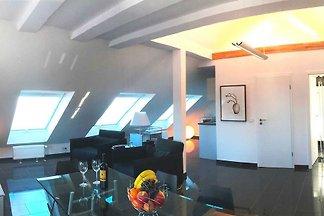 Nautilus-Suite, 3.OG, Studio/Loft Seeseite