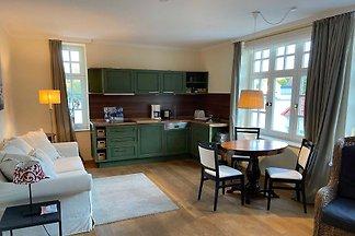 Villa Friedericia- Wohnung 3-Hochparterre...