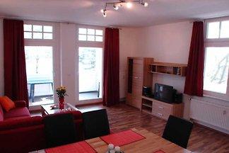 3 - Raum - Apartment, 3 Balkone mit Meerblick...