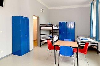 Mehrbettzimmer mit eigenem Badezimmer (bis 6 ...
