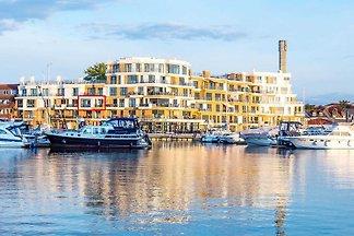 Ferienwohnung Hafenperle in der Hafenresidenz