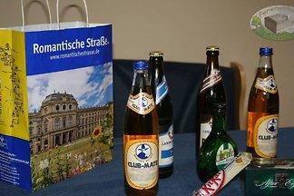 Vakantie-appartement Gezinsvakantie Diebach
