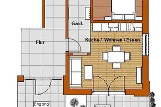 Appartement Bergbua
