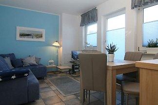 Haus Hummer blaue Wohnung