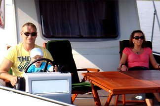 House boat holiday for singles Verchen