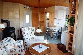 Ferienhaus mit 30 m² und Waldsauna
