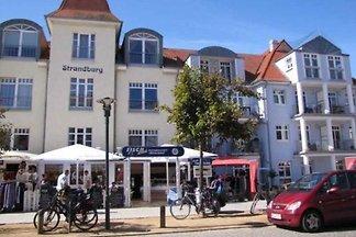 (253) 2- Raum- Appartement-Strandstrasse