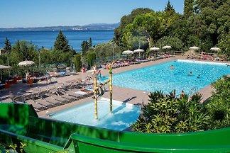 Ferienpark La Rocca - Mobilehome Deluxe Panor...