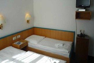 Zweibettzimmer 3 (auch als Einzelnutzung)