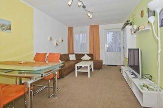 06: 46 m², 2-Raum, 4 Pers., Terrasse, WL
