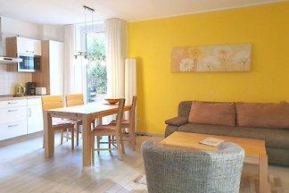 Wohnung 4: 46m², 2-Raum, 3 Pers., Sitzmögl.