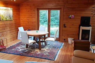 Haus Waldblick-blaues Haus