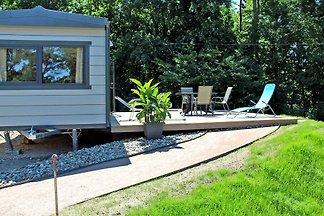 Die beiden 24m² und 40m² grossen Mobilheime befinden sich am Strandbad Grosser Lychensee. Sie sind komplett eingerichtet mit Wohnraum mit offener Küche und Esstisch, 2...