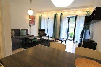Appartement A05 60m² bis 3 Erw. + 1 Kleinkind