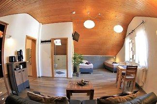 1-Zimmer-Appartement (Dachgeschoss) Nr. 2