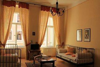 Barockhaus Fewo 2. Etage