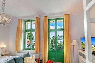 Villa Ostseewarte Whg. 9, BALKON, FAHRSTUHL