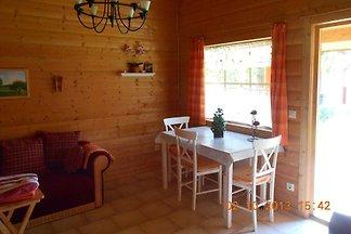 Maison de vacances Vacances relaxation Großzerlang