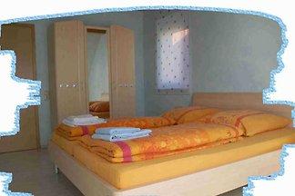 Nichtraucher-Appartement 70qm, 2 Schlafräume