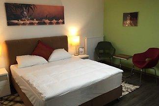 2- Zimmer Apartment mit Schlafcouch