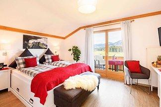 Doppelzimmer, 16 qm, Sitzecke, Bad, TV, Süd-B...