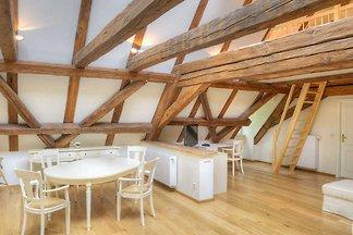 Marstall-Apartment Dach