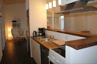 Wohnung 1 mit Fasssauna, für Allergiker (Tier...