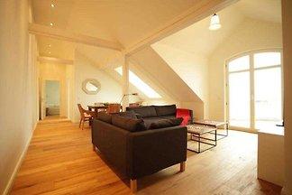 (301) 3- Raum- Appartement mit Dachterrasse