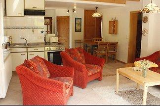3-Raum Bungalow, 65 m², Terrasse