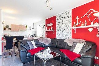 Appartement mit 2 sep. Schlafzimmern