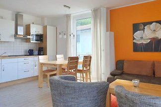 Wohnung 1: 46m², 2-Raum, 3 Pers., Sitzmögl.