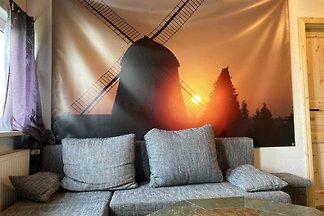 kleine Ferienwohnung bei der Windmühle