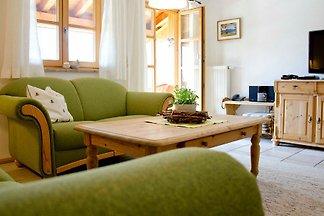 Grüne Wohnung