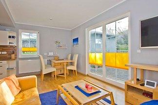 FeWo 06: 50 m², 2,5-Raum, 2+2 (bis 14 J.)