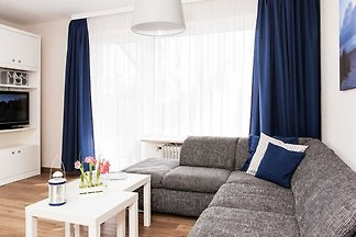 2-Raum FeWo Nr. 7-10, 55 m², Terrasse o.
