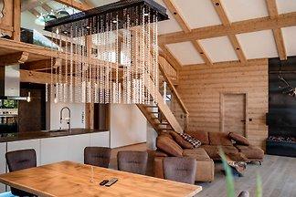 Penthouse Dachstein mit Sauna