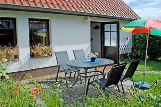 Ferienhaus in Lauterbach mit Kacheofen