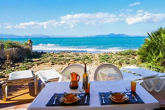 Vakantie-appartement Gezinsvakantie Colonia deSant Pere